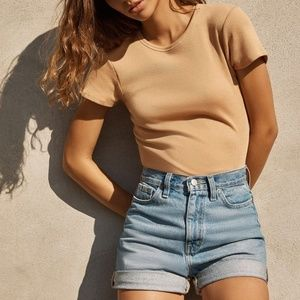 Urban Outfitters DBG High Rise Denim Shorts